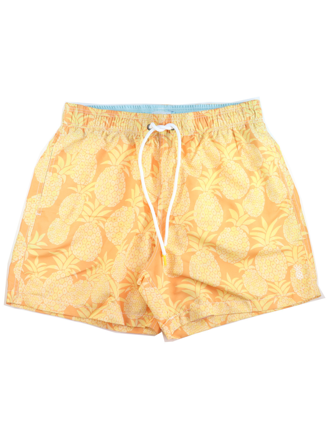 SHORTS PRAIA PINEAPPLE