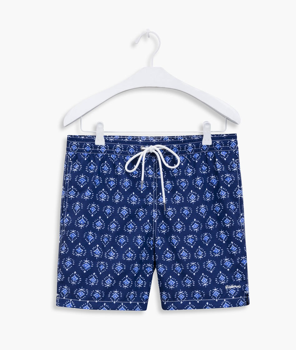 SHORTS PRAIA TIBET RICHARDS
