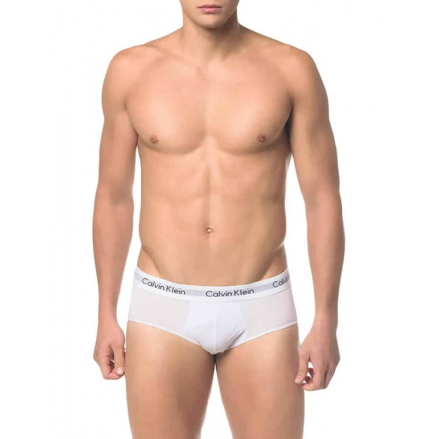 KIT 3 CUECAS BRIEFS COLOR CALVIN KLEIN