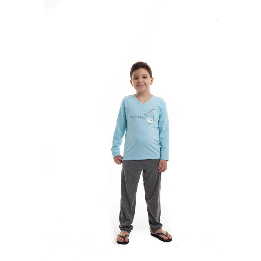 PIJAMA KIDS LONGO 325