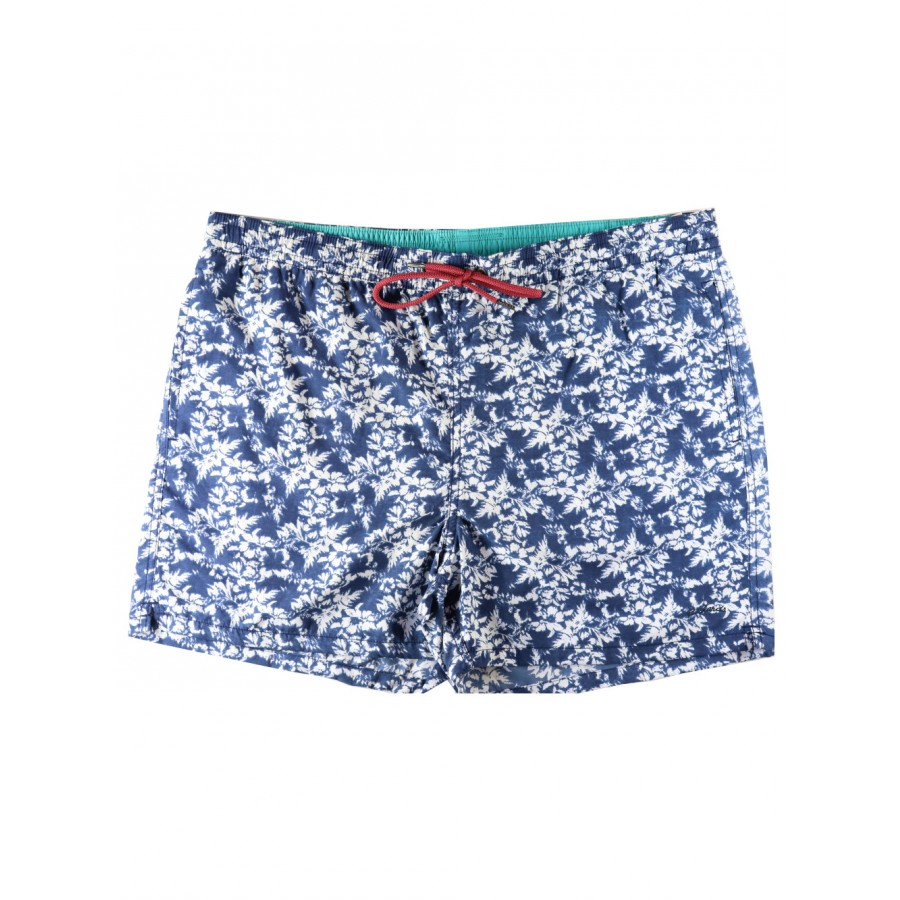 SHORTS PRAIA FLORAL FRESH RICHARDS